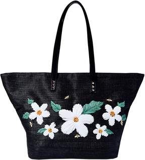 Betsey Johnson DAISYD AND CONFUSED TOTE