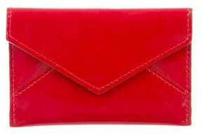 Tiffany & Co. Patent Leather Card Case