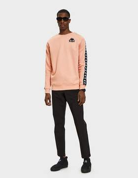 Kappa Authentic Hassan Crewneck in Pink