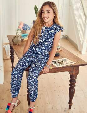 Boden Frilly Sleeved Jumpsuit