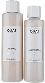Ouai Clean Shampoo and Conditioner Duo