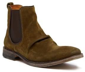 John Varvatos Collection Fleetwood Suede Chelsea Boot
