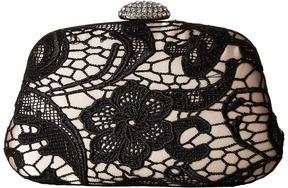Jessica McClintock - Brianna Lace Minaudiere Handbags