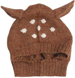 Oeuf Bambi Baby Alpaca Tricot Hat