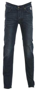 Roy Rogers Roy Roger's Men's Blue Cotton Jeans.