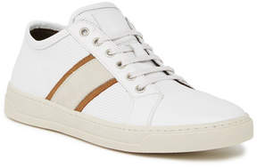 Bruno Magli Vico Embossed Leather Sneaker