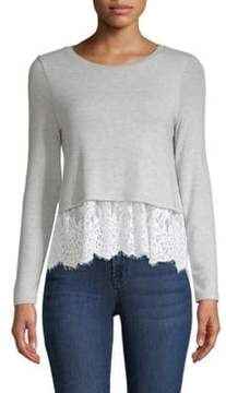 Generation Love Esther Lace Underlay Top