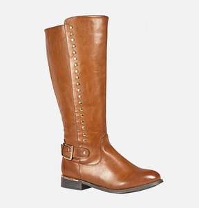 Avenue Park Tall Studded Riding Boot