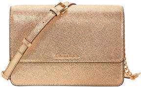 Michael Kors Large Crossbody Bag - Pale Gold - ONE COLOR - STYLE