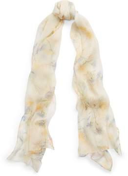 Ralph Lauren Wildflower Silk Scarf