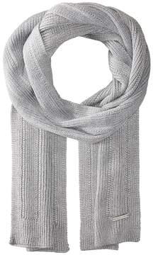 MICHAEL Michael Kors Lady-Like Metallic Muffler Scarves