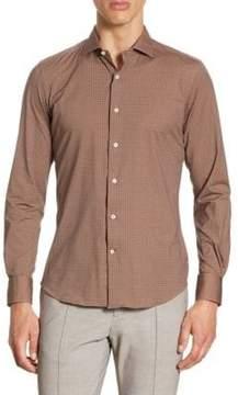 Saks Fifth Avenue x Traiano Rossini Smart Button-Down Shirt