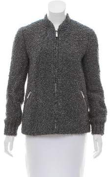 Club Monaco Wool-Blend Bouclé Jacket