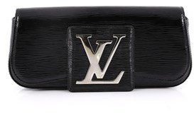 Louis Vuitton Pre-owned: Sobe Clutch Electric Epi Leather. - BLACK - STYLE