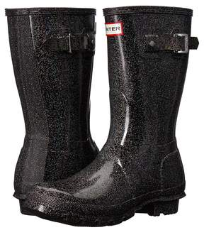 Hunter Original Starcloud Short Rain Boots Women's Rain Boots