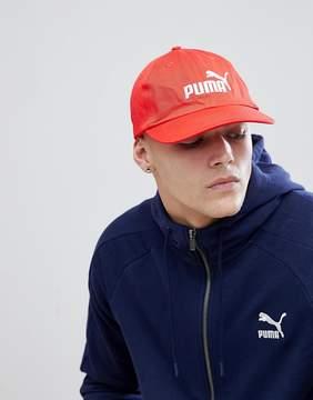 Puma Essentials Cap In Red 05291957