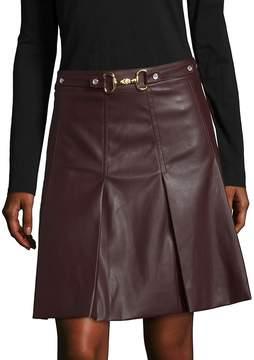 Bagatelle Women's Pleated Skirt