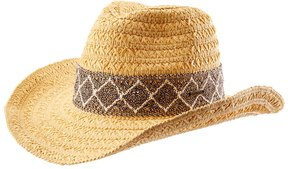 Roxy Cowgirl Straw Hat 8156106