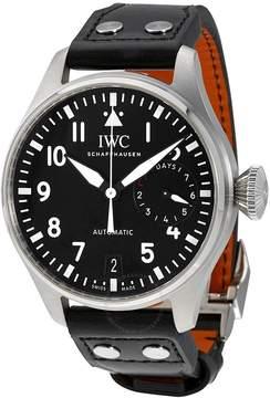 IWC Big Pilot Black Dial Automatic Men's Watch