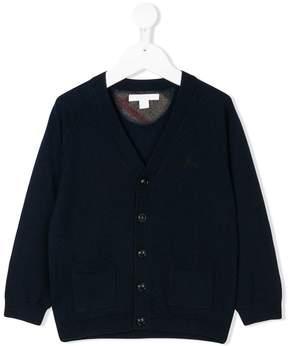 Burberry V-neck cardigan