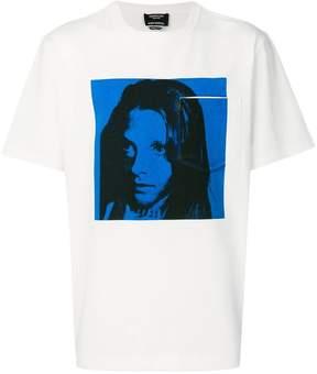 Calvin Klein x Andy Warhol Foundation Sandra Brant T-shirt