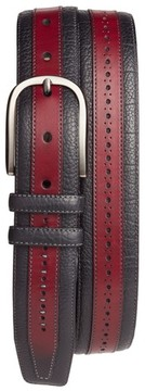 Mezlan Men's Palma Leather Belt