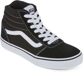 Vans Ward Hi Boys Skate Shoes - Big Kids