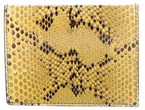 Tom Ford Snakeskin Bifold Wallet w/ Tags