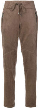 Cambio drawstring trousers