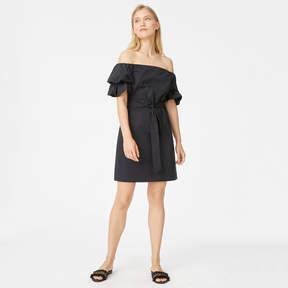 Club Monaco Arnar Off-the-Shoulder Dress