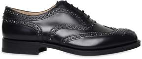 Church's Burwood 2s Polish Binder Lace-Up Shoes
