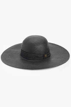 7 For All Mankind Goorin Bros. Marcy Floppy Hat In Black