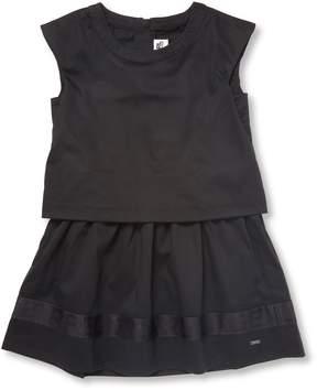 Karl Lagerfeld Little Girl's Popover Dress