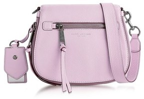 Marc Jacobs Women's Pink Leather Shoulder Bag. - PINK - STYLE