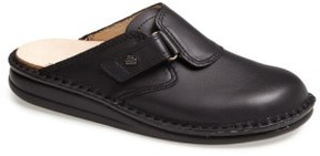 Finn Comfort Women's 'Venice' Leather Clog