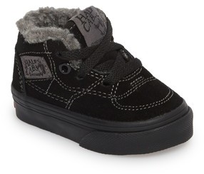 Vans Infant Boy's Half Cab Sneaker