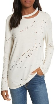 Twenty Women's Waverly Perforated Tee