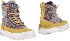 D.A.T.E Ankle boots