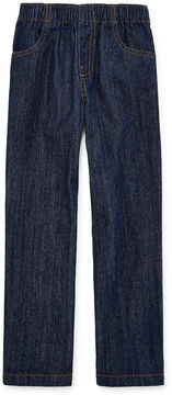 JCPenney Okie Dokie Pull-On Jeans - Preschool Boys 4-7