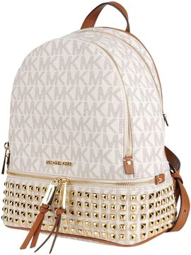 MICHAEL Michael Kors Backpacks & Fanny packs - IVORY - STYLE
