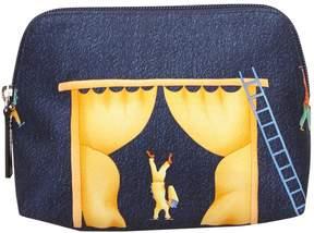 Bulgari Blue Cotton Purses, wallets & cases