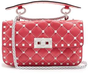 Valentino Free Rockstud small quilted-leather cross-body bag
