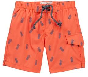 Sovereign Code Cannonball Board Shorts (Toddler & Little Boys)