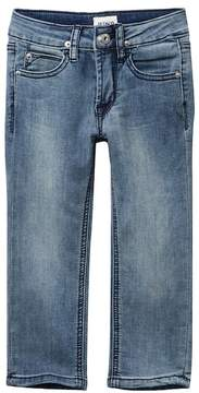 Hudson French Terry Slim Straight Jeans (Toddler Boys)