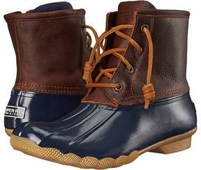 Sperry Saltwater Women's Lace-up Boots