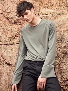 DAY Birger et Mikkelsen Good Long T Shirts Khaki