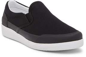 Hunter Canvas Plimsole Slip-On Sneaker