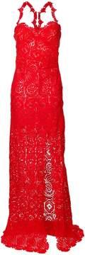 Ermanno Scervino lace gown
