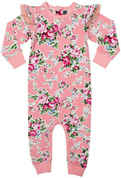 Rock Your Baby Pink Maeve Playsuit