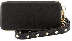 Rebecca Minkoff Mirrored Leather Folio Phone Case for iPhone 7/8